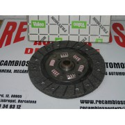 DISCO DE EMBRAGUE CITROEN BX 16 RS Y 16TRS VALEO 627012