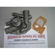 BOMBA AGUA RENAULT DAUPHINE Y R4 MOTOR VENTOUX DOLZ R107