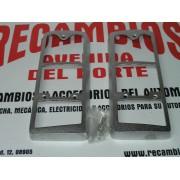 JUEGO DE PROTECTORES PILOTOS TRASEROS RENAULT 12 SUPER
