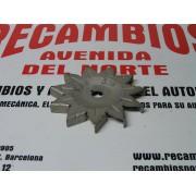 POLEA DINAMO RENAULT 4-6-5-7 ONDINE Y GODINI FAE 558