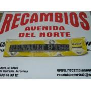 ANAGRAMA TRASERO RENAULT 9 TSE REF ORG, 7700704528