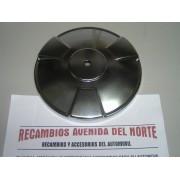 TAPACUBOS METALICO RENAULT 5 Y 7 ANTIGUO