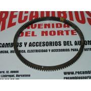 CORONA DE ARRANQUE SEAT 127-850-PANDA A112 REF ORG, EA03600550 Y FIAT 4109024