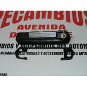 MANETA DELANTERA IZQUIERDA CON LLAVE SEAT 131 SUPER. SOFIN