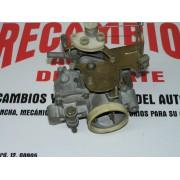 CARBURADOR SOLEX 32 BISA 9 FORD FIESTA 950 1,1-1,3 Y 1,6