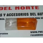 PLASTICO PILOTO DELANTERO IZQUIERDO RENAULT 5 MODELO 81