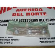 PORTALAMPARAS PILOTO TRASERO IZQUIERDO SEAT 131 1º. SERIE REF FORES . 10017497