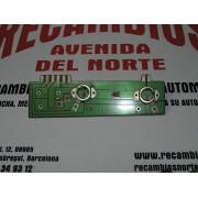 CIRCUITO PORTALAMPARAS PILOTO TRASERO IZQUIERDO SEAT 131 DIESEL 1430 1,6 Y 1,8 SUPERMIRAFIORI