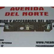 PORTALAMPARAS PILOTO TRASERO DERECHO SEAT 127 CL REF GEMO 90294 D