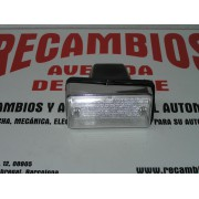 PILOTO DELANTERO IZQUIERDO BASE METALICA CON CARCASA DE GOMA SEAT 124 1ª, SERIE