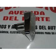 PILOTO DELANTERO DERECHO CROMADO METALICO SEAT 124 1ª, SERIE