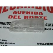 PLASTICO BLANCO PILOTO DELANTERO DERECHO SEAT 132