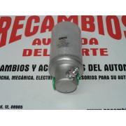 FILTRO DE SECADO DESIDRATANTE AIRE ACONDICIONADO REF ORG, 6K0820191 SEAT VW