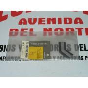 MOLDURA ESQUINA LUNAS RENAULT 25 REF ORG, 7700760950