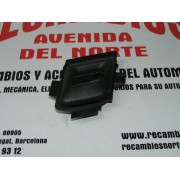 MANETA INTERIOR PUERTA DELANTERA DERECHA SEAT IBIZA-CORDOBA REF ORG, 6K837222A