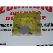 TAPACUBOS LLANTA RUEDA RENAULT CLIO 1 Y 2 REF ORG, 7700730561