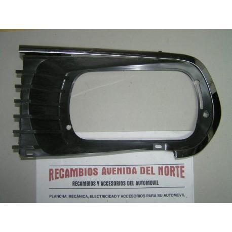 CERQUILLO DERECHO FARO RENAULT 12 NORMAL INOX