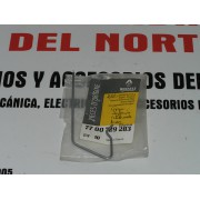 GRAPA SUJECCION CABLE CUENTAKILOMETROS RENAULT 9 REF ORG, 7700729283