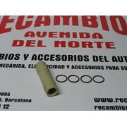 TUBO Y 4 JUNTAS BOMBA DE AGUA SEAT Y FIAT MOTORES SOFIM