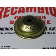 POLEA BOMBA DE AGUA RENAULT 12 REF ORG, 7700507525