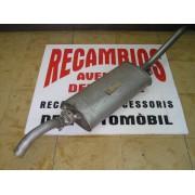 SILENCIOSO TRASERO VW JETTA II 1,0 Y 1,3 REF ORG, 165253609L
