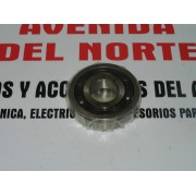 COJINETE EJE TRASMISION FORD FIESTA-ORION-ESCORT 4 VELOCIDADES REF ORG, 6026989
