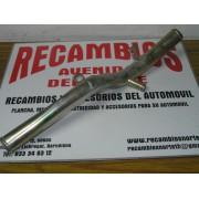 TUBO METALICO AGUA FORD FIESTA HASTA EL 84 REF ORG, 6051525 Y 955053