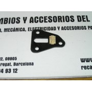 SEPARADOR BOMBA GASOLINA DE BAQUELITA (4 mm) RENAULT 5