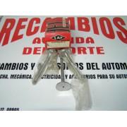JUEGO DE TRES VALVULAS DE ADMISION RENAULT 6 TL Y 12 REF LAF 1761-02