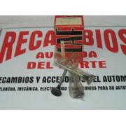 JUEGO DE 4 VALVULAS DE ESCAPE SIMCA 1000 REF LAF 1901ES