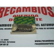 COJINETES TAPETAS DE BANCADA SEAT FIAT 131-132 ARGENTA REF CLEVITE 1145 AL