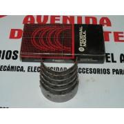 COJINETES DE BANCADA FORD FIESTA 1100 REF FEDERAL MONGUL 6551 M