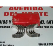 COJINETES DE BIELA FORD FIESTA 1300 REF FEDERAL MONGUL 2132