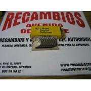 COJINETES TAPETAS DE BIELA RENAULT 512-15 REF CLEVITE 1005 AL STD