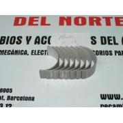 COJINETES DE BIELA RENAULT 18 REF SIC 03220 STD