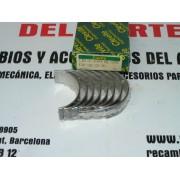 COJINETES BIELA SEAT FIAT 132 (72-74) REF CLEVITE 1009 AL STD