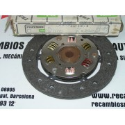 DISCO DE EMBRAGUE CITROEN BX 14 VISA SAMBA RENAULT 14 REF FRAYMON 692122