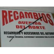 CABLE ACELERADOR SEAT 124 1430 TODOS REF ORG FA11008401 PT 2099 LARGO 350 mm