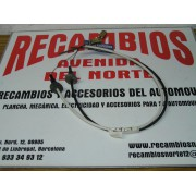 CABLE ACELERADOR RENAULT LARGO 730 mm REF ORG 770055658 PT 2729