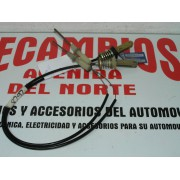 CABLE ACELERADOR RENAULT 12 S Y FAMILIAR LARGO 700 REF ORG 7702005734 PT 2628