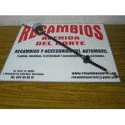 Cable de embrague con pletina de plastico seat ritmo y ronda largo 560 MM ref org-0005937115 pt 3778