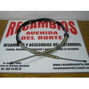 CABLE FRENO DE MANO RENAULT 12 A PARTIR DEL 72 LARGO 201,5 REFORG 7700512927 PT 2403