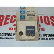INDICADOR DE TEMPERATURA SIMCA 900 REF ORG XS 01363000