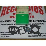 KITS REPARACION CARBURADOR WEBER FIAT LANCIA