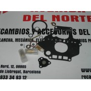 KITS REPARACION CARBURADOR LANCIA Y-10 TURBO NUMERO 1