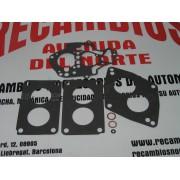 JUEGO JUNTAS CARBURADOR RENAULT 19