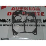 JUNTA TAPA CARBURADOR BMW 6 CILINDROS M-60 REF 30317