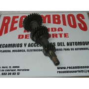 EJE SECUNDARIO DE 14 DIENTES LA PRIMERA SEAT 124-1430-131