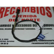 CABLE Y FUNDA ESTARTER RENAULT 5 GTL LARGO REF ORG, 7704000347 PT 3547