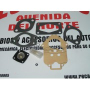 KIT JUNTAS CARBURADOR BRESEL SEAT 127